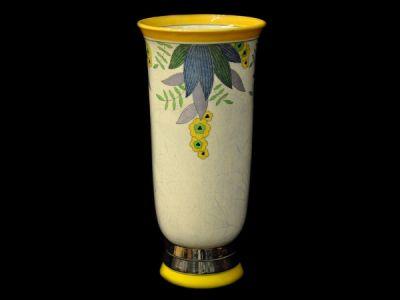 Royal Doulton Vase Art Deco