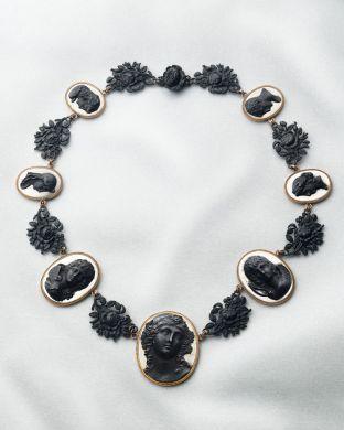 Berlin Ironwork Necklace