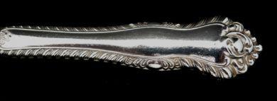 Sterling Silver Flatware - Gadroon by Birks