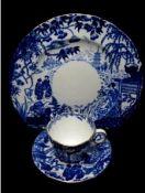 Blue Mikado