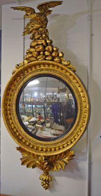 Federal Eagle Mirror