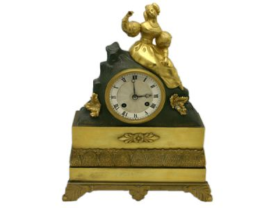 French Decorative Clock