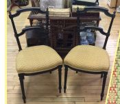 Napoleon III French Country Chairs