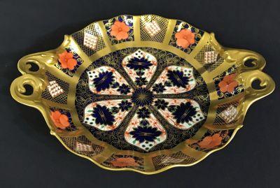 "Royal Crown Derby Old Imari 1128 ""Duchess"" Centrepiece Bowl"