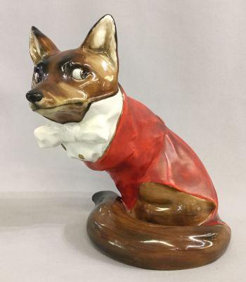 Royal Doulton Figure of Reynard The Fox, HN 100