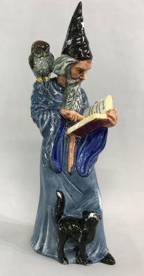 "Royal Doulton figure ""The Wizard"" HN 2877"