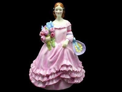 Royal Worcester Figurine June