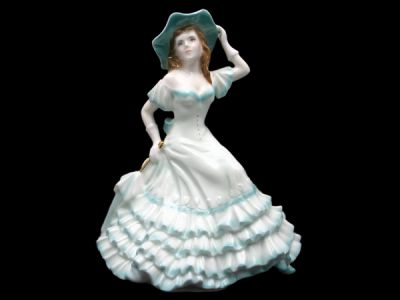 Royal Worcester Figurine Kate