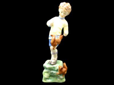 Royal Worcester Figurine October