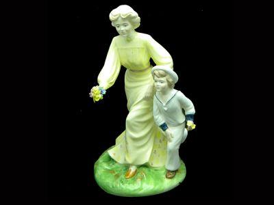 Coalport Figurine Summer's Day