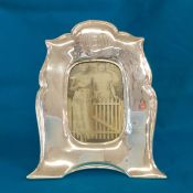 Tiffany & Co. Antique Sterling Silver Picture Frame