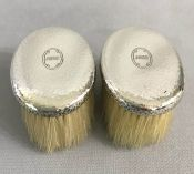 Tiffany & Co. Sterling Silver Child's Brushes