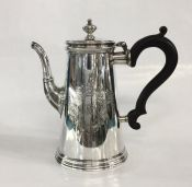 Tiffany & Co. Vintage Sterling Silver Coffee Pot