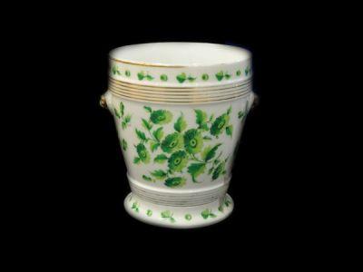 Jaridniere Porcelain Cachepot Victorian