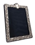 Dominick & Haff Victorian Sterling Silver Photo Frame