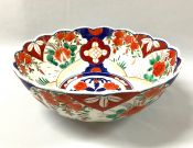 Japanese Imari Bowl, Made In Japan For Export To The West