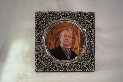 English Sterling Silver Picture Frame
