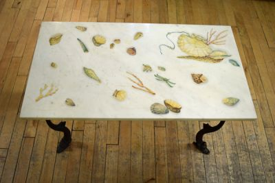 1-atorontostar/Italian Coffee Table Signed Martelli