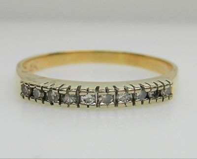 108 Diamond Band agl44803