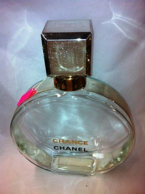 1Assorted/Vintage Chance Chanel perfume bottle