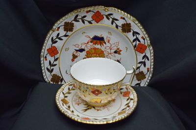 1a - Royal Crown Derby/Royal Crown Derby Asian Rose