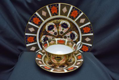 1a - Royal Crown Derby/Royal Crown Derby Old Imari Japan 1128