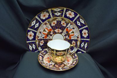 1a - Royal Crown Derby/Royal Crown Derby Traditional Imari 2451