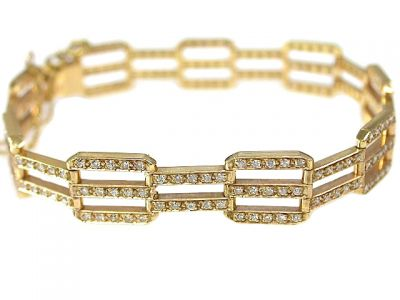 1ahomepage/EstateGoldDiamondBracelet1