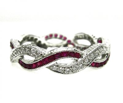 2014 AGL uploaded Oct-Dec/Diamond and Ruby Eternity band AGL48220 016 78494