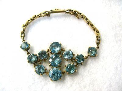 2014 AGL uploaded Oct-Dec/Zircon Bracelet AGL 50410 78836