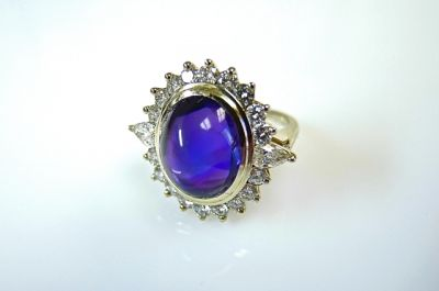 2014 CFA uploaded Oct-Dec/Amethyst and Diamond Ring CFA1404310 75524