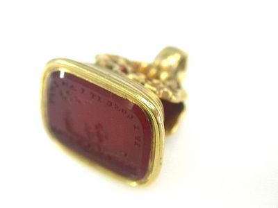 2014 CFA uploaded Oct-Dec/Carnelian Intaglio Fob Pendant CFA1308204 73205