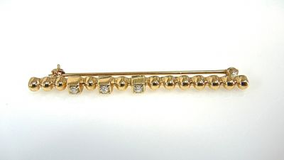 2014 CFA uploaded Oct-Dec/Diamond Bar Brooch CFA1406332 78176