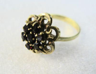 2014 CFA uploaded Oct-Dec/Garnet Ring CFA1311336 73918