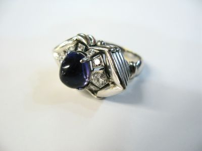 2014 CFA uploaded Oct-Dec/Sapphire and Diamond Ring CFA1306255 71872