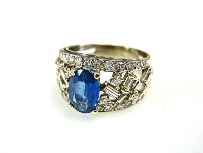 2014 CFA uploaded Oct-Dec/Sapphire and Diamond Ring CFA1408105 78460