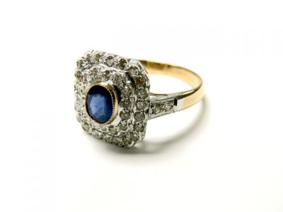 2014 CFA uploaded Oct-Dec/Sapphire and Diamond Ring CFA1408160 78555