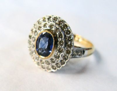 2014 CFA uploaded Oct-Dec/Sapphire and Diamond Ring CFA1408167 78562