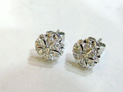 2015 AGL/Modern Diamond Earrings AGL48627 78620