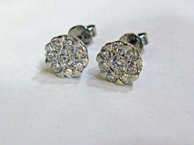 2015 AGL/Modern Diamond Earrings AGL48628 78619