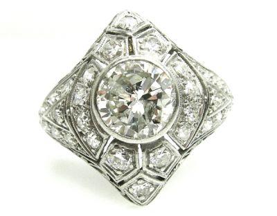 2015 AGL/Vintage-Diamond-Ring-AGL48221-78495