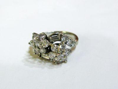 2015 AGL/Vintage Diamond Ring AGL54959 79600