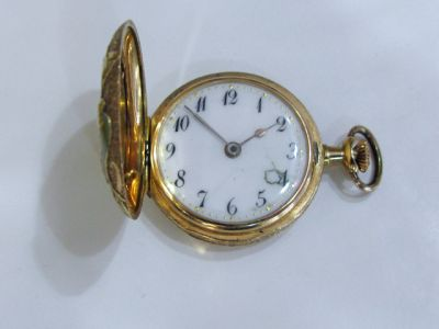 2015 ML Facets/2 Qtr/Art Nouveau Pocket Watch CFA1403223 75249 a