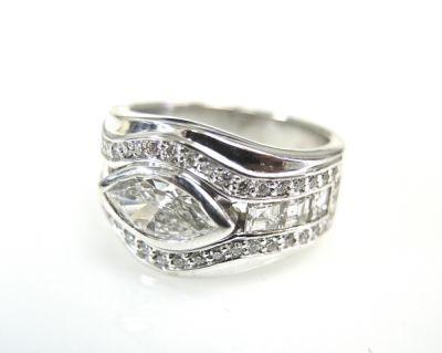 2015 ML Facets/2 Qtr/Modern Diamond Ring CFA1504132 79338