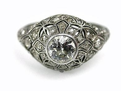 2015 ML Facets/3 Qtr/Edwardian Diamond Ring CFA1505332 79526