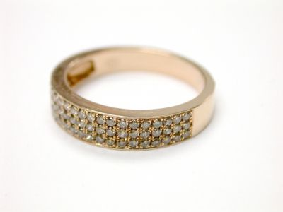2015 ML Facets/3 Qtr/Modern-Diamond-Rose-Gold-Ring-CFA140416-75473