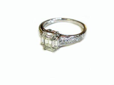 2015 ML Facets/3 Qtr/Modern Diamond Engagement Ring CFA1507360 79833aa