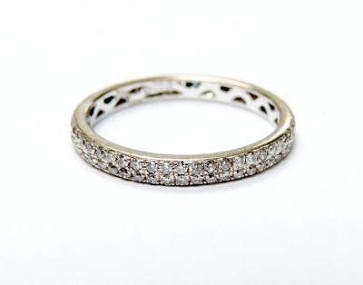 2015 ML Facets/3 Qtr/Modern Diamond Eternity Band CFA150714 79695