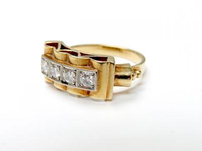 2015 ML Facets/3 Qtr/Retro Diamond RIng CFA150659 79553