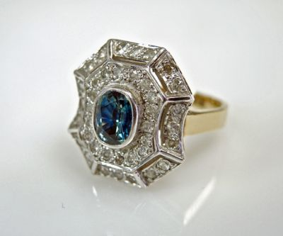 2015 ML Facets/3 Qtr/Vintage-Inspired-Blue-Diamond-and-Diamond-Ring-CFA1507330-79753